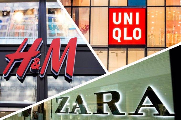 Đặt hàng hiệu chính hãng Zara, H&M,... trên Tmall