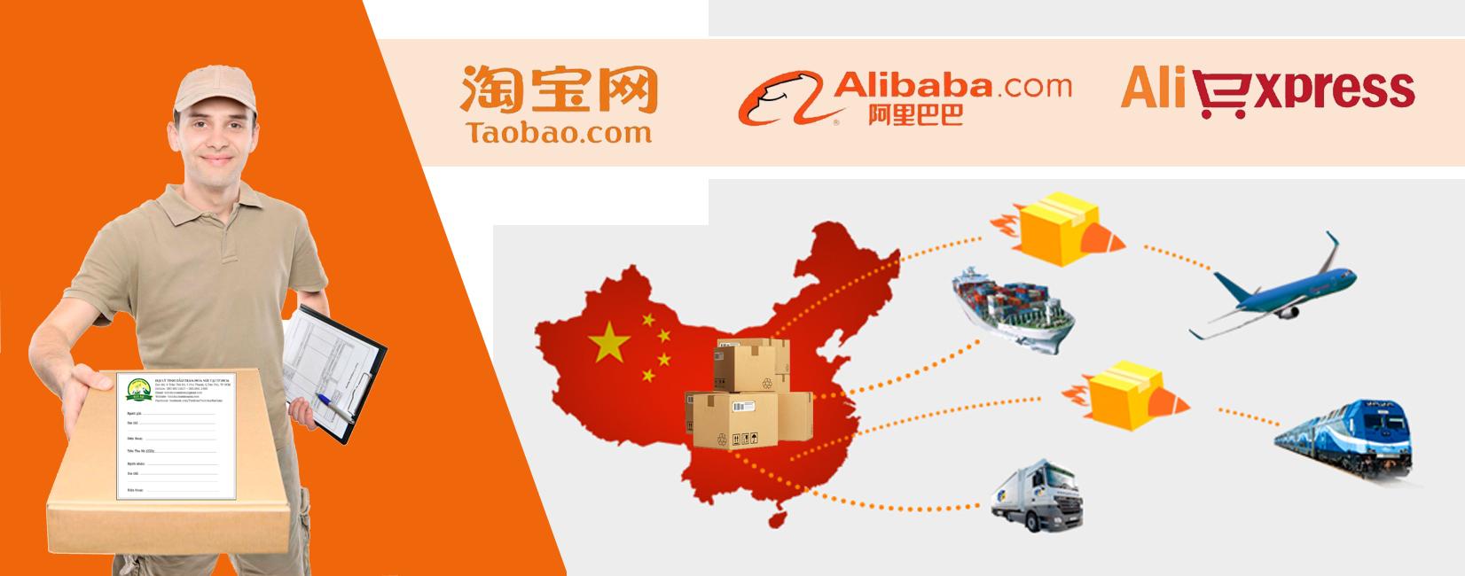 Tổng hợp những trang web đặt hàng Trung Quốc giá sỉ