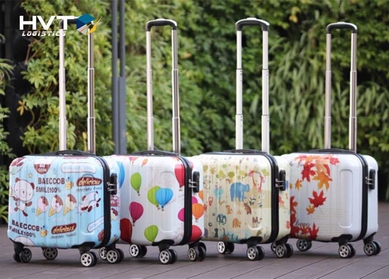 """Order vali Taobao du lịch """"Vi Vu"""" với vali siêu CHẤT siêu ĐỘC"""
