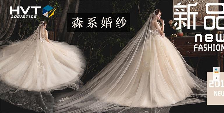 Order váy cưới Taobao XOÁ BỎ thói quen đi thuê đồ cưới