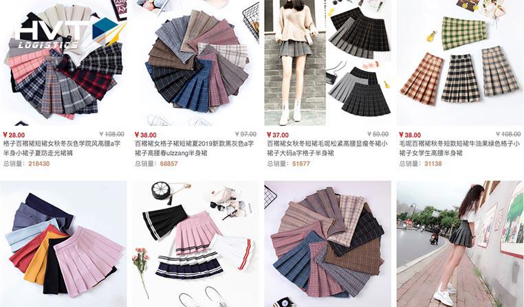 9+ Link order váy Taobao siêu HOT theo từng Style cho các nàng