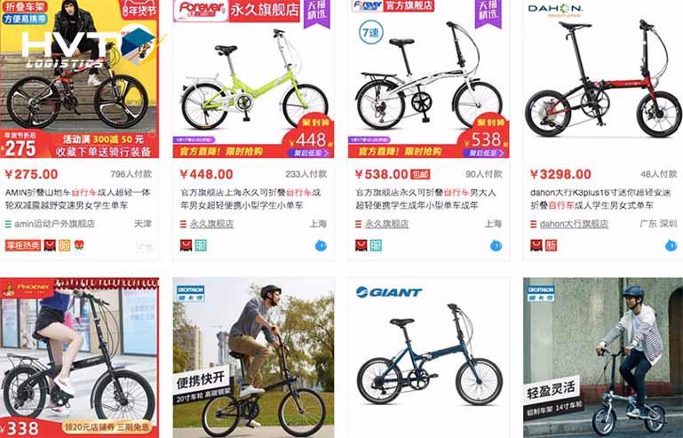 Mua xe đạp Taobao có nên không? Làm sao để order xe đạp Taobao?