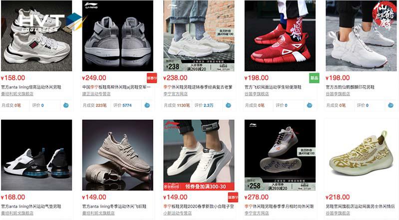 Điểm danh các hãng giày nội địa Trung Quốc BÁN CHẠY năm 2020