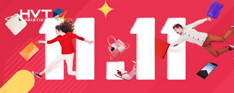 11 11 là ngày mua hàng sale Quảng Châu lớn nhất năm