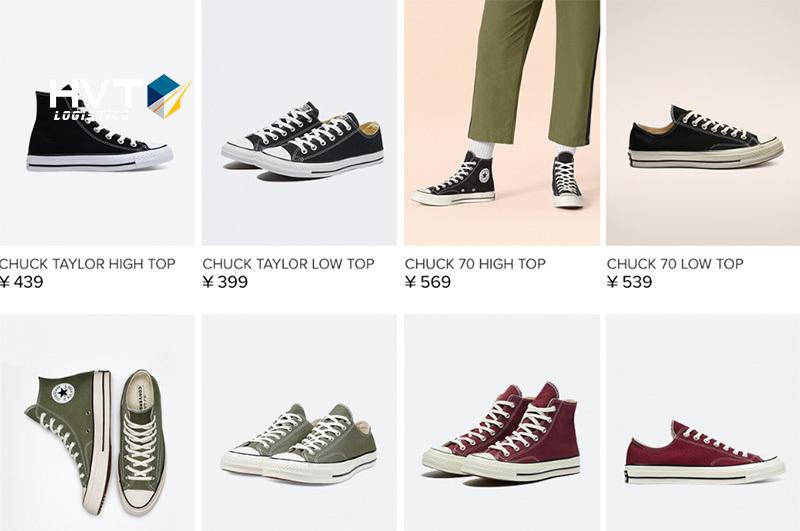 Link order giày Nam taobao