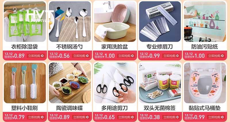 Link order đồ gia dụng taobao