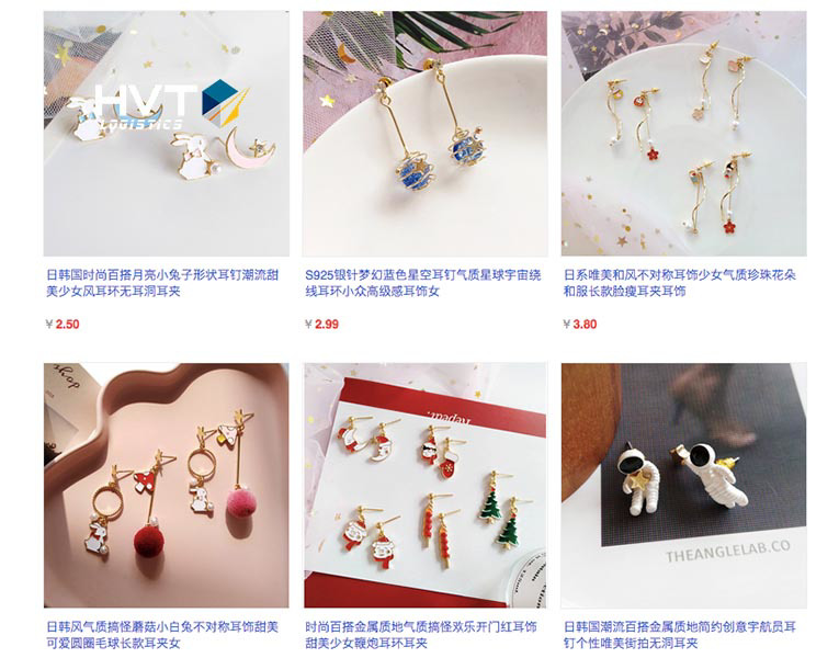 Link order đồ taobao đồ trang sức