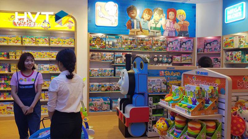 Mua sỉ đồ chơi trẻ em ở Quảng Châu