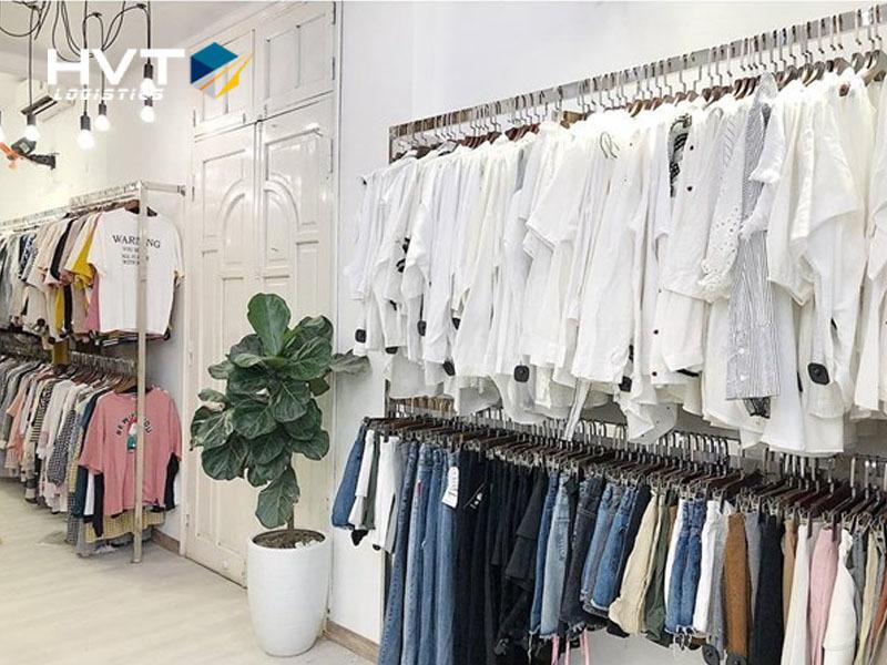 Mua sỉ quần áo Quảng Châu để mở shop
