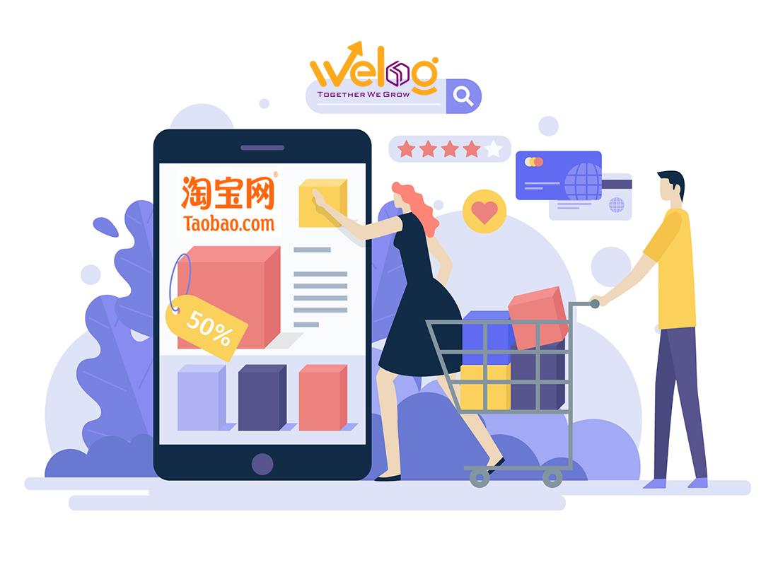 Quy trình đặt hàng nội địa Trung Quốc trên Taobao.com từ A-Z