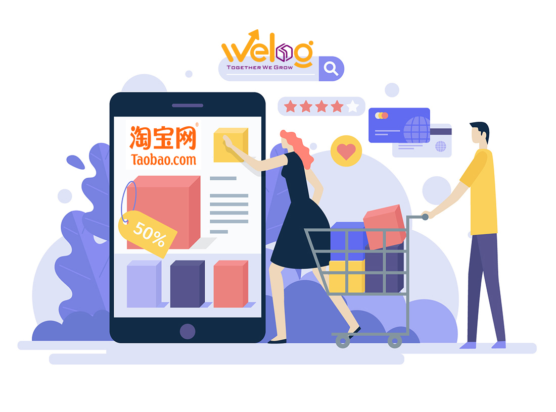 Hướng dẫn đăng ký tài khoản trên Taobao