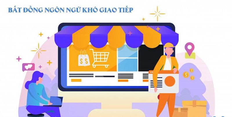 Bất đồng ngôn ngữ là khó khăn lớn nhất khi order Taobao