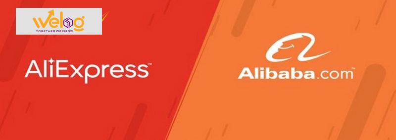Trang web bán buôn quốc tế Aliexpress
