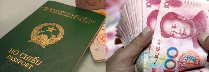 Chuẩn bị đầy đủ giấy tờ, tiền mặt khi tự đi nhập hàng Quảng Châu