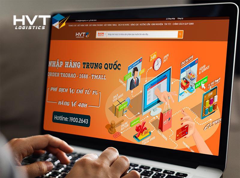 HVT tự hào là đơn vị đặt hàng taobao giá rẻ nhất Hà Nội
