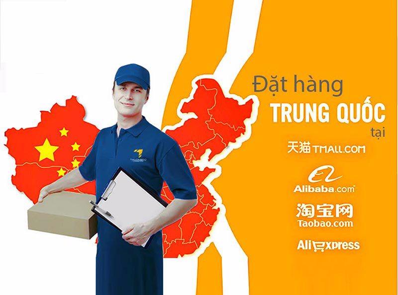 Mua hàng trung quốc bằng tiếng Việt thông qua các công ty hộ trợ