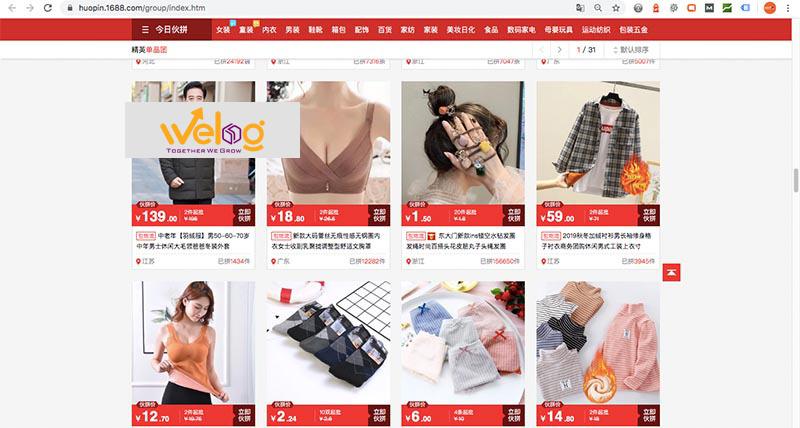Mua hàng sale Quảng Châu