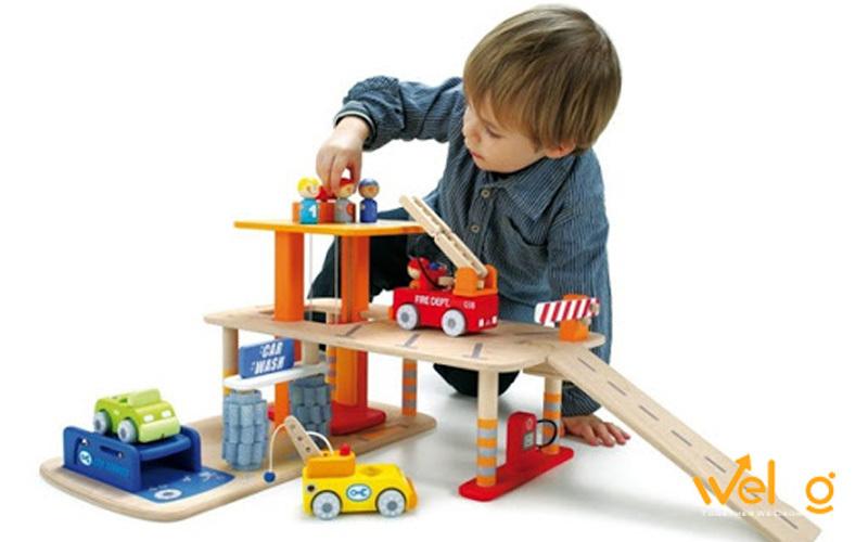 Tại sao nên kinh doanh đồ chơi trẻ em Trung Quốc