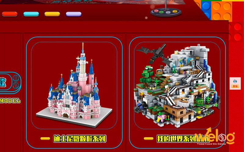 Link shop order đồ chơi mô hình Trung Quốc