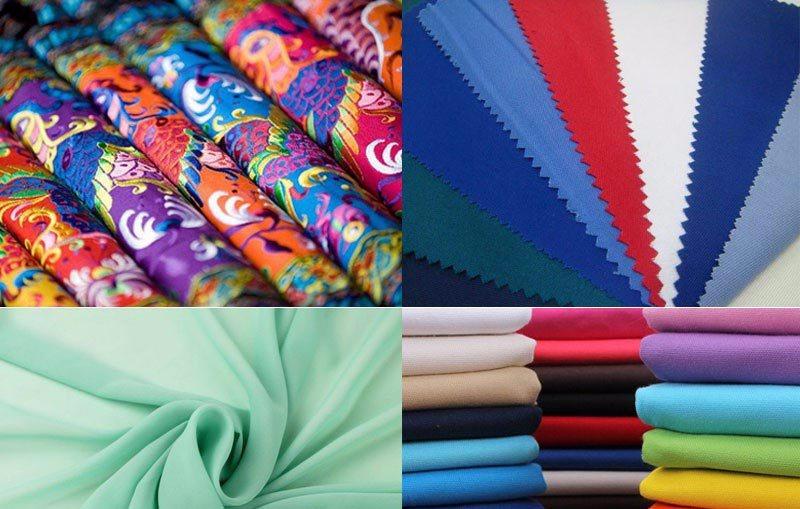 Vải Trung Quốc thường có nhiều mẫu mã và giá thành rẻ